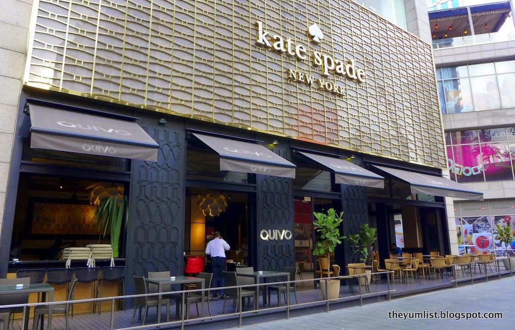 Quivo, Kate Spade, Pavilion, Kuala Lumpur