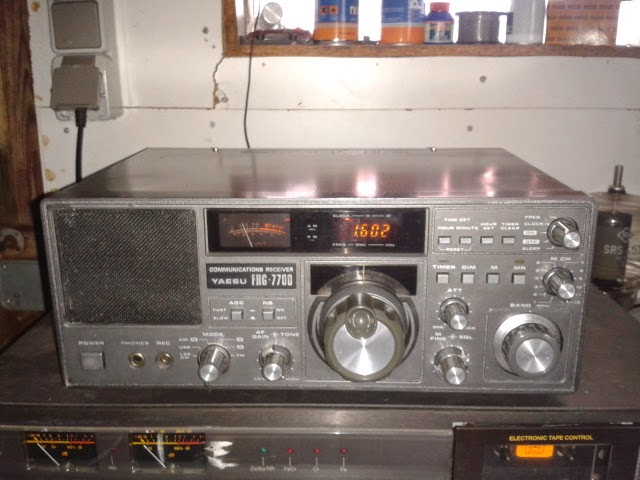 Yeasu FRG 7700