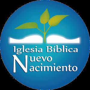 Logo Iglesia Bíblica Nuevo Nacimiento