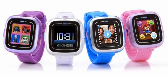 Playwatch, smartwatch untuk anak kecil