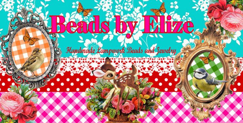 ♥ Handmade Lampwork Beads by Elize Verhoeven ♥
