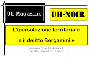 UH-NOIR ™│Uh Magazine