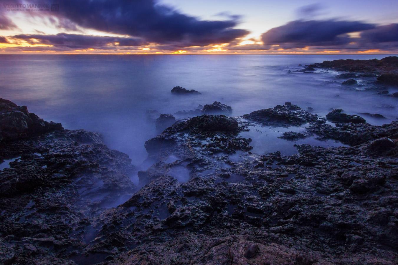 Before sunrise on Fuerteventura