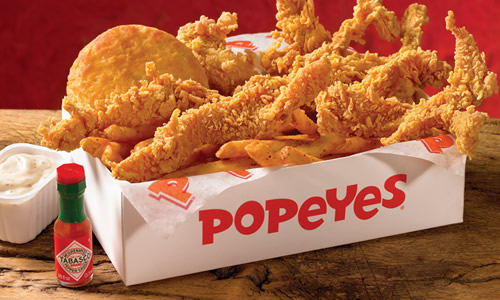 Bizmojo Idaho Popeyes Reported Coming To Area The Question Is Where