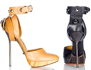 Lanvin zapatos primavera verano 2011