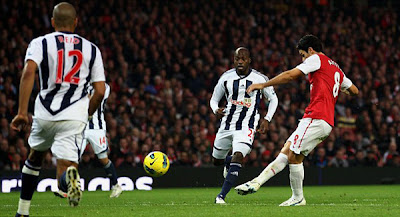Arsenal 3 - 0 West Bromwich Albion (3)
