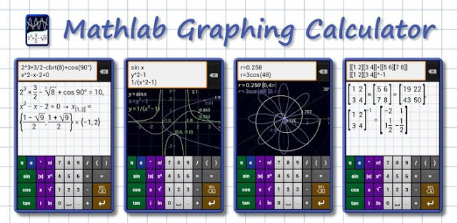 Mathlab Calculator v1.5.48 APK
