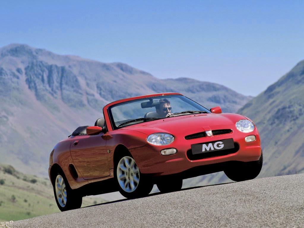 Kırmızı MG