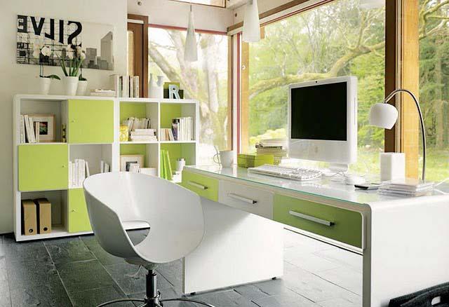 Desain Kantor Minimalis, Desain ruang kantor
