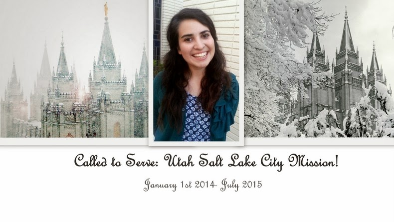 Called to Serve: Utah Salt Lake City Mission