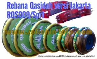 Rebana Qasidah versi Lasqi Jakarta Kualitas Super 1
