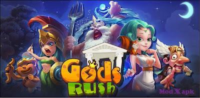 Gods Rush 1.1.6 Mod Apk (Energy Mod)
