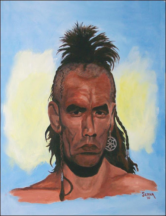 Magua..! (Last of the Mohicans)