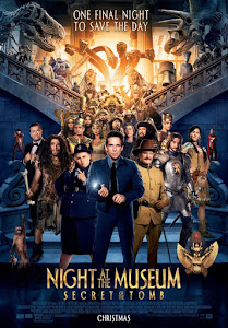 Night at the Museum: Secret of the Tomb Poster