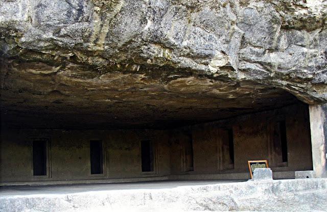 ellora buddhist dormitory