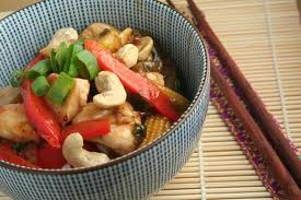 Stir Fried Chicken