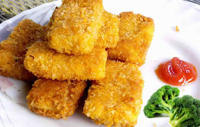 Cara, Membuat, Nugget, Ayam, Mudah, Sehat, Cepat, cara membuat, nugget ayam, nugget ayam sehat, nugget ayam mudah, nugget ayam sederhana