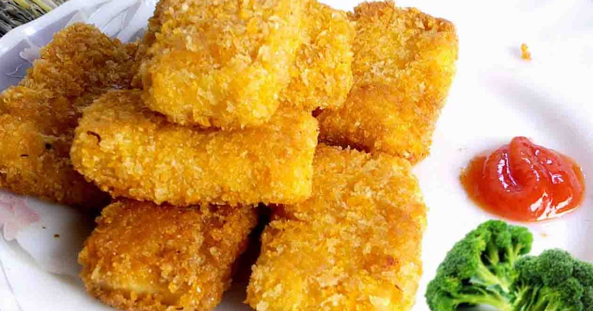 cara membuat nugget ayam mudah sehat dan cepat sosialink