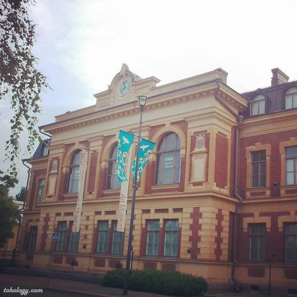 Joensuu Art Museum (Joensuun Taidemuseo)