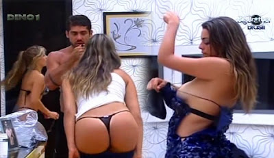 Big Brother Brasil - 008 - Monique - Oops