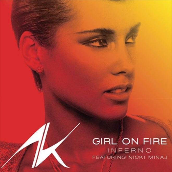 Alicia Keys Girl on Fi... Alicia Keys Girl On Fire