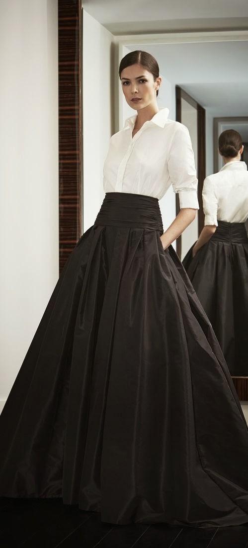 La Dolce Vita Look To Love Beautiful Ball Skirts