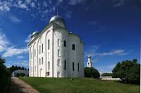 Novgorod veliky ( великий новгород ). a voyage to