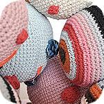 Háčkované / Crocheted toys