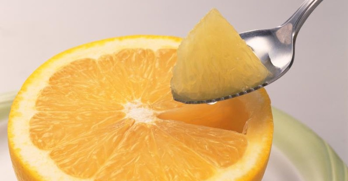Khasiat Jeruk Lemon Untuk Amandel