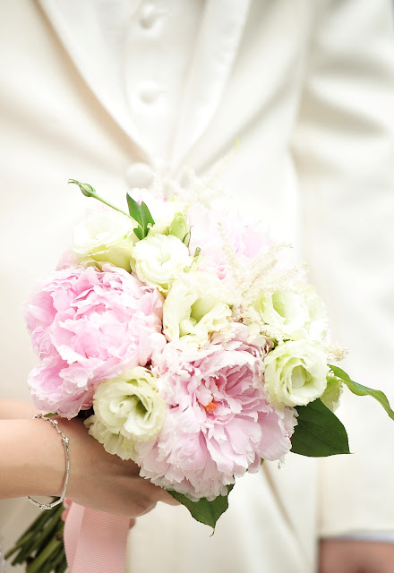 Wedding Bouquets by Lily Sarah