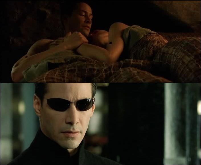 Imagen 1 Matrix Recargado película dvdrip latino
