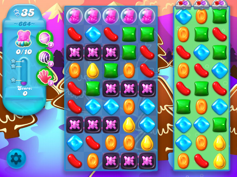 Candy Crush Soda 664