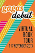 GagasDebut Virtual Book Tour
