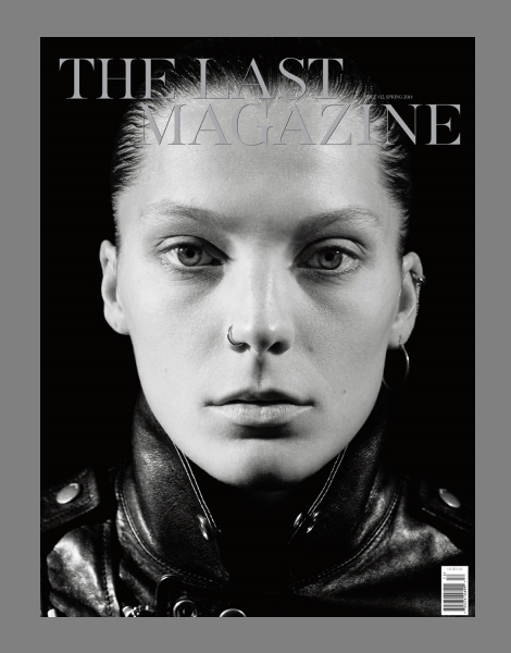 Daria Werbowy cover story for The Last Magazine SS14