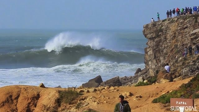 BIG SURF SESSION AT PAPOA 16 OCOTOBER