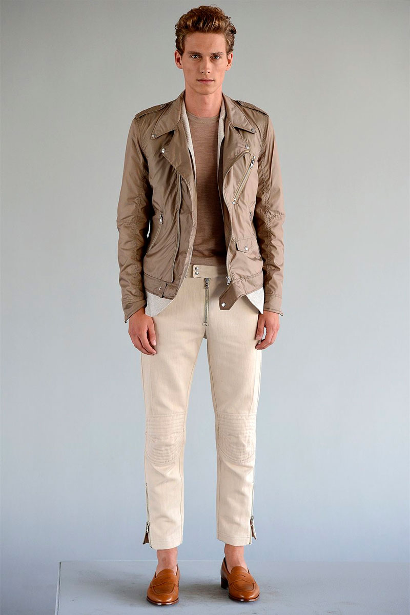 Cool Chic Style To Dress Italian J Lindeberg Spring Summer 2013