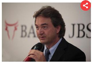 Grave: Mais um crime de Joesley Batista da JBS