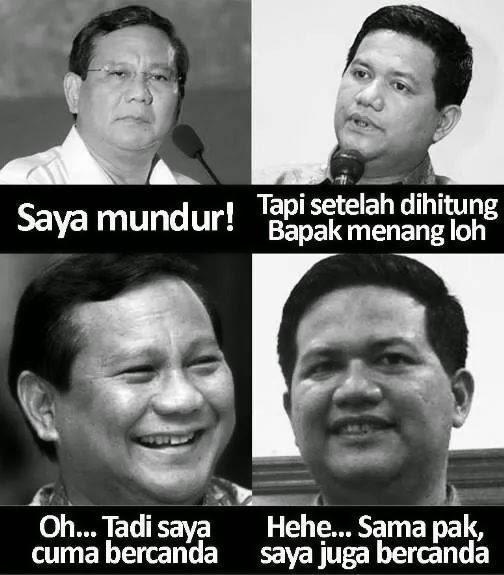 Prabowo Gugat KPU