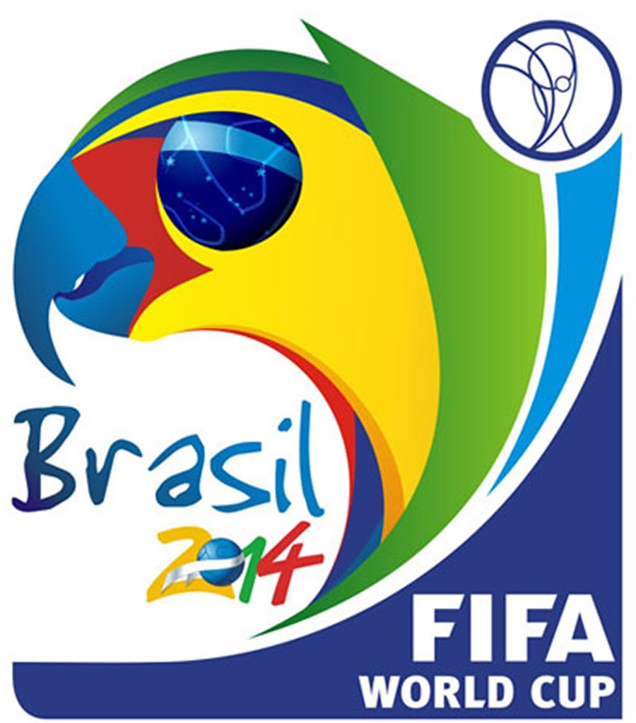 FIFA World Cup Brazil 2014 Logo