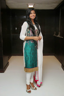 Actress Anandhi Picture Gallery in Salwar Kameez at Kayal Movie Audio Launch  13.jpg