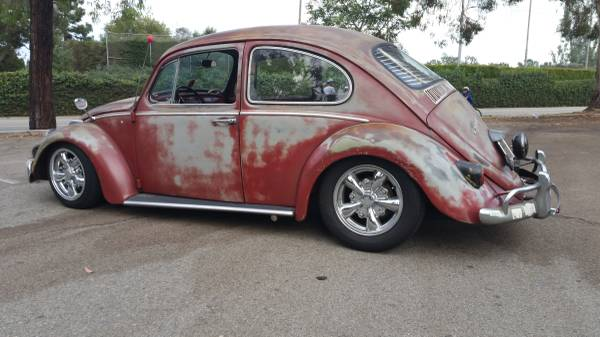 1966 Vw Bug Patina For Sale Buy Classic Volks