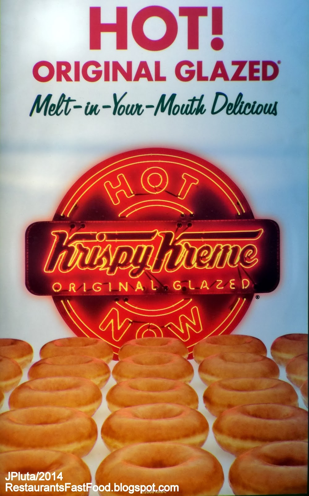 krispy kreme doughnuts inc a hot Famous for their hot original glazed doughnut, krispy kreme also offers other  delicious treats more than a dozen varieties of raised and cake doughnuts and.