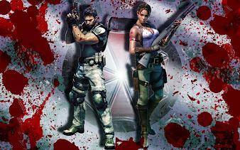 #18 Resident Evil Wallpaper