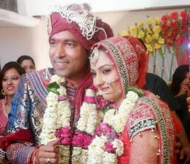 Photos: Chandan Prabhakar Married, He popularly known as Raju Comedy Nights with Kapil