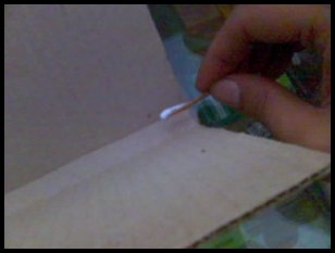 """... results for """"Cara Membuat Sampul Buku Unik Dari Kardus Bekas Saung"""
