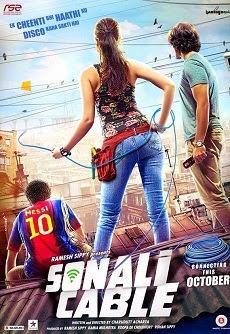 Sonali Cable (2014) Hindi Movie Poster
