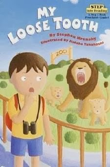 bookcover of My Loose Tooth  (Step-Into-Reading, Step 2)  by Stephen Krensky