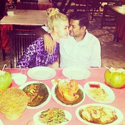 Gambar Percutian Romantik Eina Azman Dan Suami Di Bali, info, terkini, hiburan, sensasi, Eina Azman