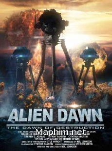 Quái Vật Lúc Bình Minh - Alien Dawn (2012)