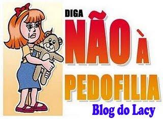 SÍMBOLO DA PEDOFILIA  -  FIQUE LIGADO